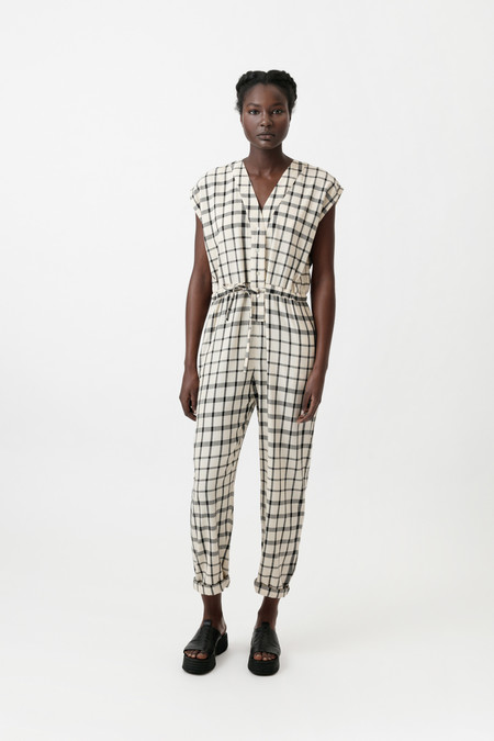 Osei-Duro Accra Jumpsuit in Imprint