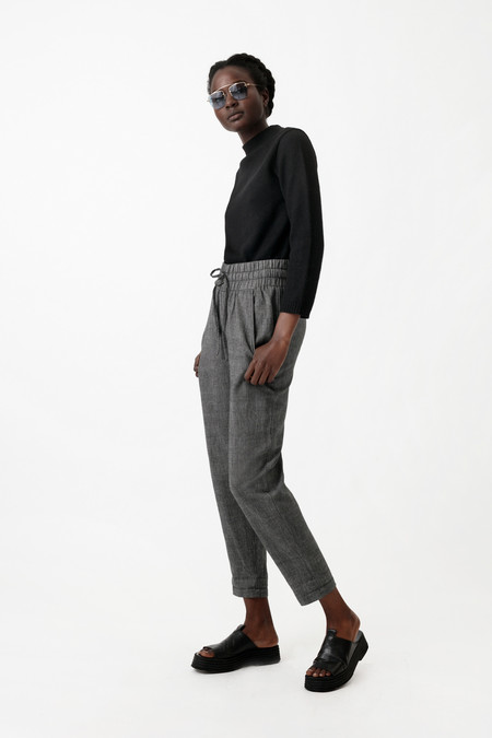 Osei-Duro Kpong Trouser in Pewter
