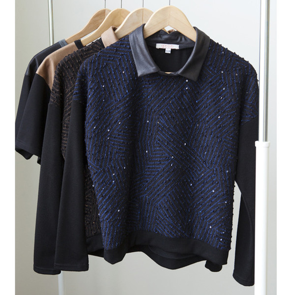 Grob Meteor Sweater