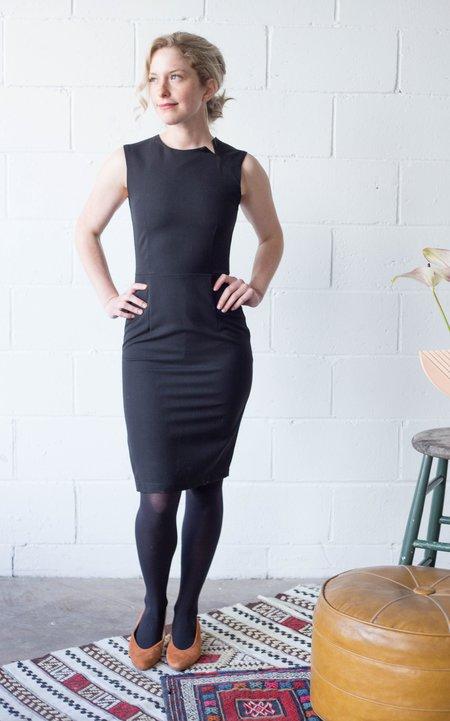 Valérie Dumaine Auden Dress - Black