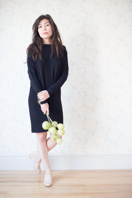 Valérie Dumaine Fauve Dress - Black