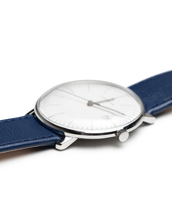 Junghans Max Bill Quartz Blue