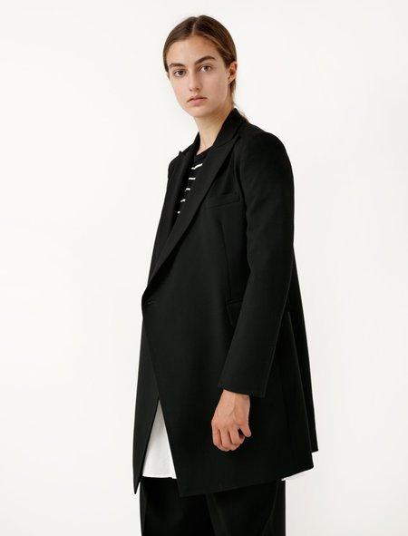 Ys by Yohji Yamamoto Womens Double Breasted Jacket