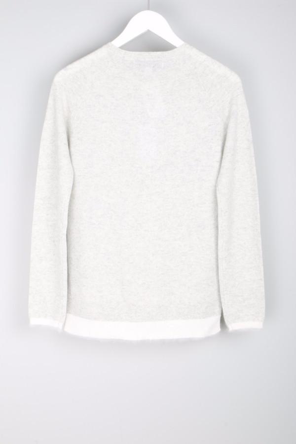 10 Crosby by Derek Lam Long Sleeve Crew Neck Sweater