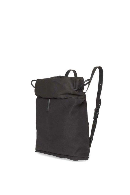Cote & Ciel SAAR S Waxed Canvas Backpack
