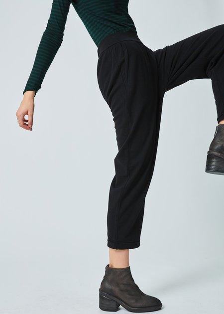 Labo.Art Orto Wool Easy Pant - Black