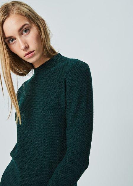 Labo.Art Pico Knit Merino Sweater - Baltic