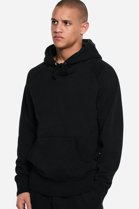 Saturdays Surf NYC Ditch Pullover Hoodie - Black