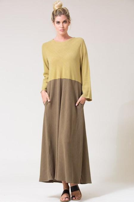 Love In Lauralynn Midi Dress
