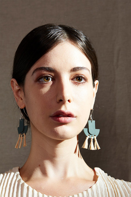 Gamma Folk Ionia Earrings