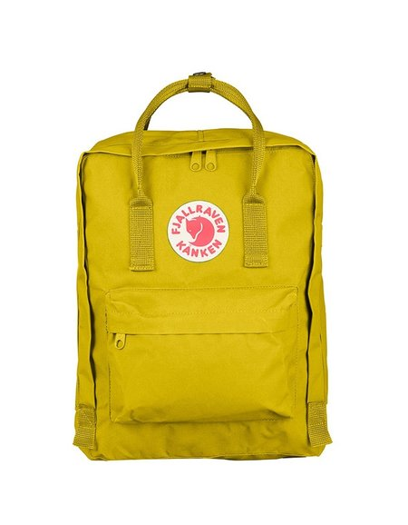 Fjallraven Kanken Backpack Birch Green