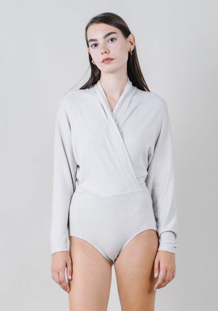REIFhaus Nori Bodysuit in Bone
