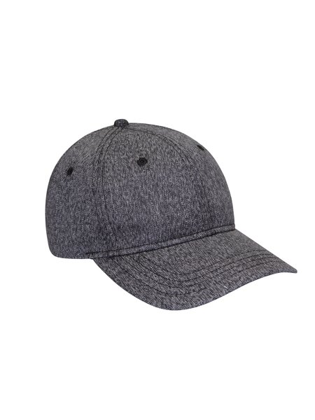 Wings + Horns Woven Static Twill 6 Panel Hat