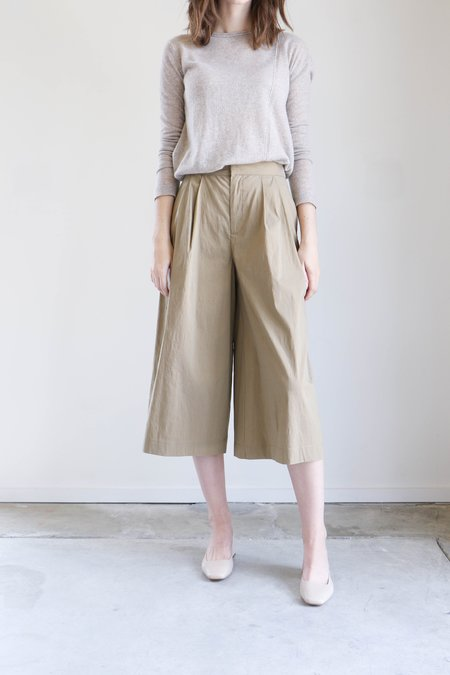 Sea NY Work Pants in Taupe