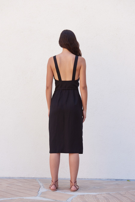 First Rite Low Back Dress