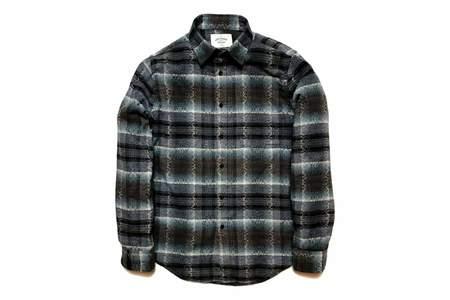 Portuguese Flannel Iberia Shirt Blue