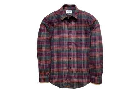 Portuguese Flannel Veste Shirt Multi