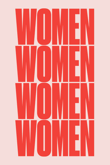 For All Womankind Women Poster