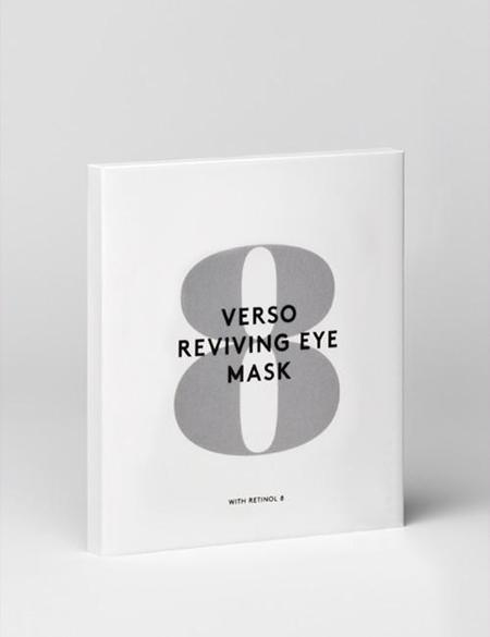 Verso Skincare Reviving Eye Mask Facial Mask