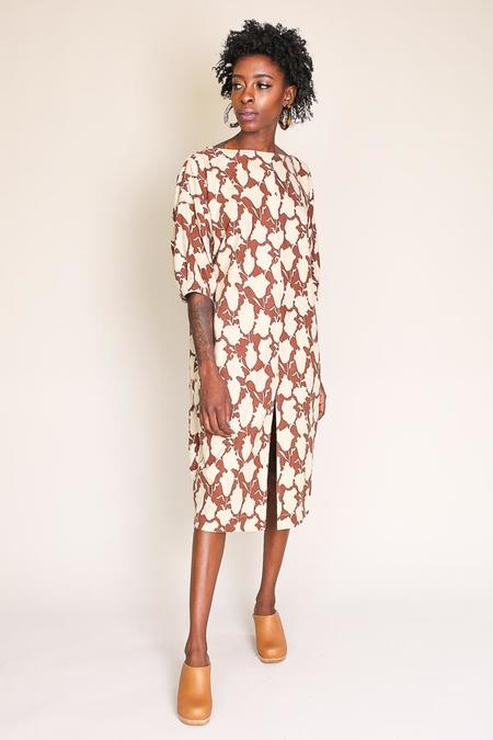 Ilana Kohn Merle Dress in Tulipa Print