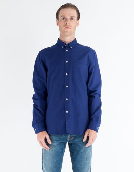 Filippa K Paul Oxford Shirt - Shore Deepwater
