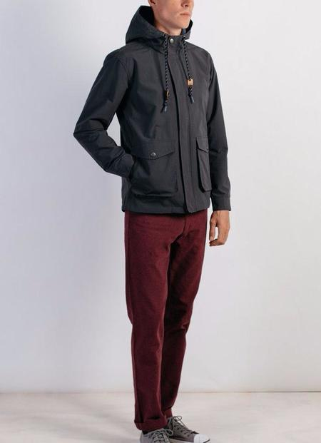 Bridge & Burn Marshall Jacket - Slate
