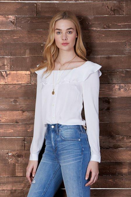 Cosette Clothing Liana Silk Blouse