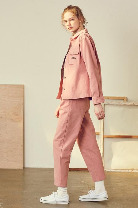 Sculp Oxford Cotton Pants