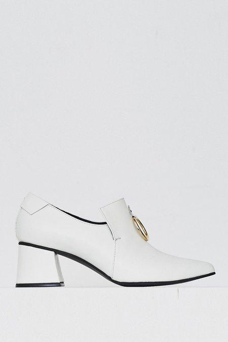 Reike Nen Leather Ring Loafer