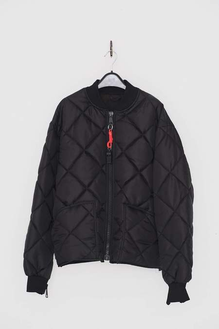 Assembly New York Quilted Bomber