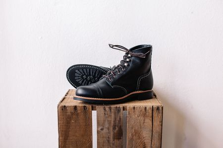 Red Wing Shoes Iron Ranger No. 3366