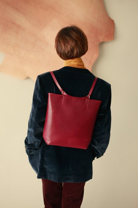 IALA DIEZ EOLIE BACKPACK BORDEAUX