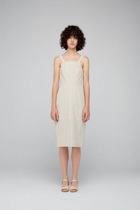 Diarte Cesar Dress in Stripes