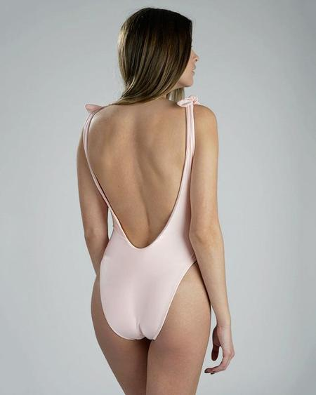 Sidway Anderson Swimsuit in Pink