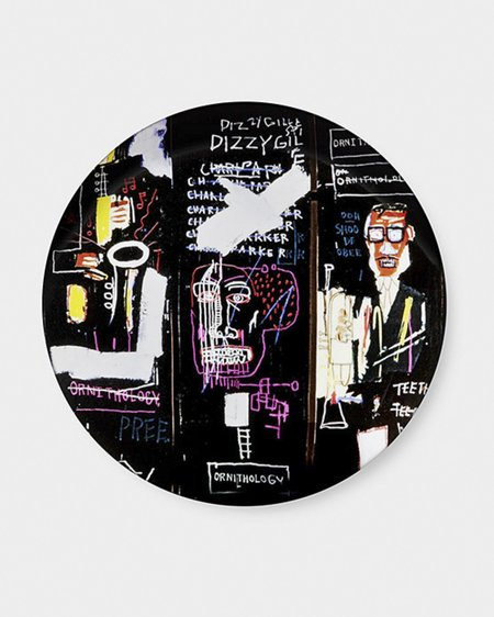 Ligne Blanche Horn Players Plate