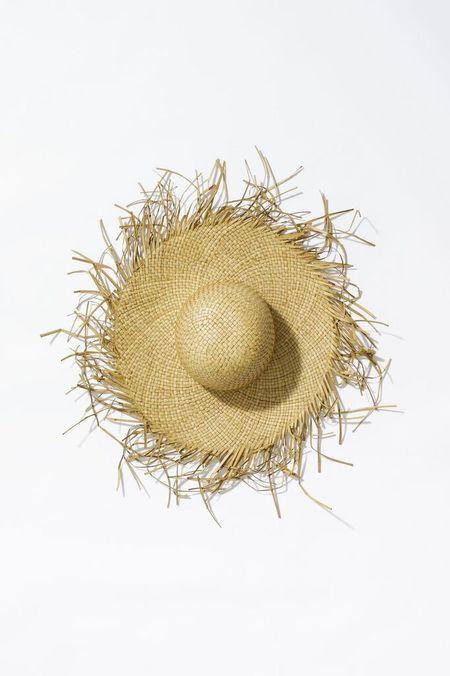 Samuji Frilla Hat - Gold