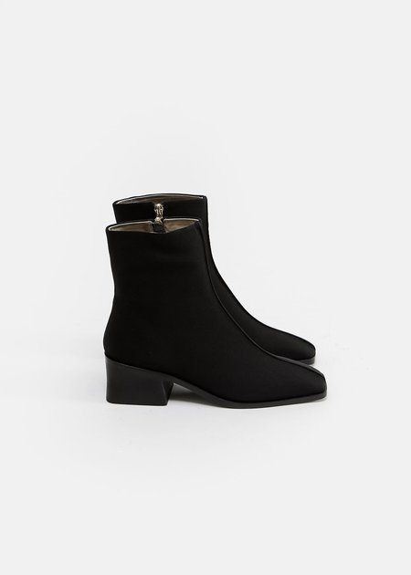 Suzanne Rae Mesh Black Boot