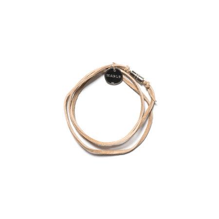 Maple Misery Whip Bracelet - Natural