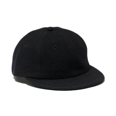 Maple Mesa Cap Wool - Black
