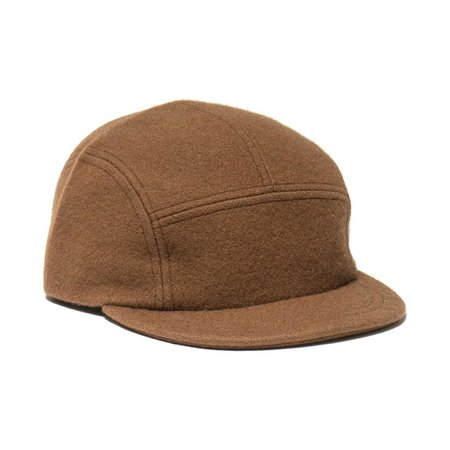 Maple Trail Cap Wool (Brown)