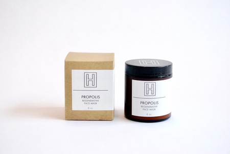 h is for love Propolis Mask