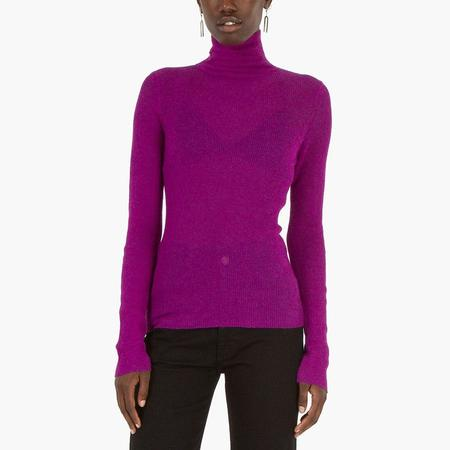 Creatures Of Comfort High Twist Turtleneck