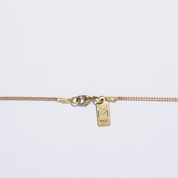 WEB EXCLUSIVE Interlock Necklace - Cenote