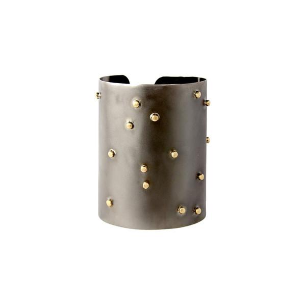 SíSí Design Black Rhodium Constellation Cuff