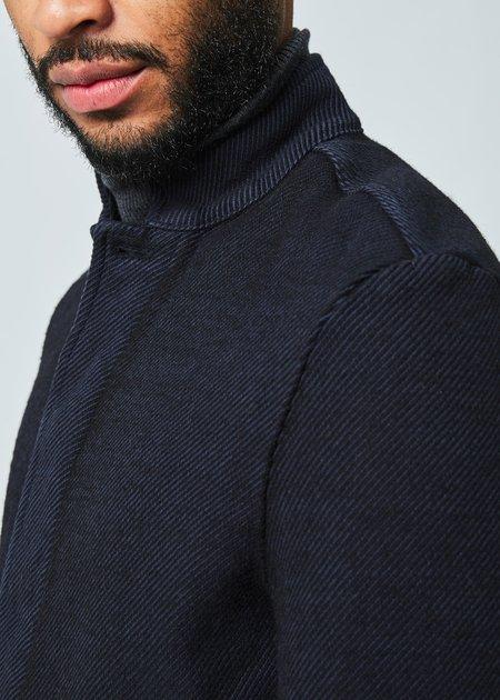 Labo.Art Levi Stand-Collar Coat