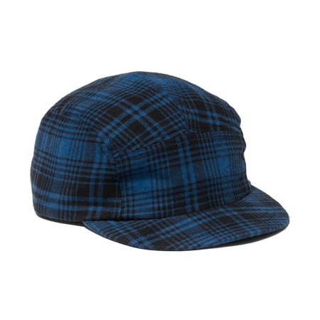 Maple Trail Cap Check - Navy
