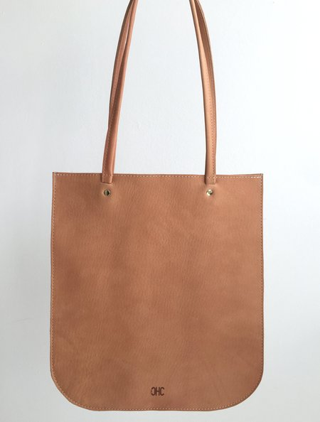 CHC Natural Tan Tote