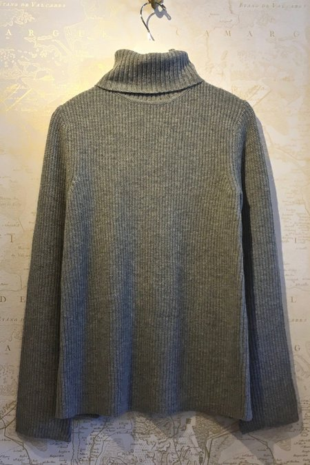 A.L.C. 'Alexander' Cashmere Blend Turtleneck Sweater with Tie Back