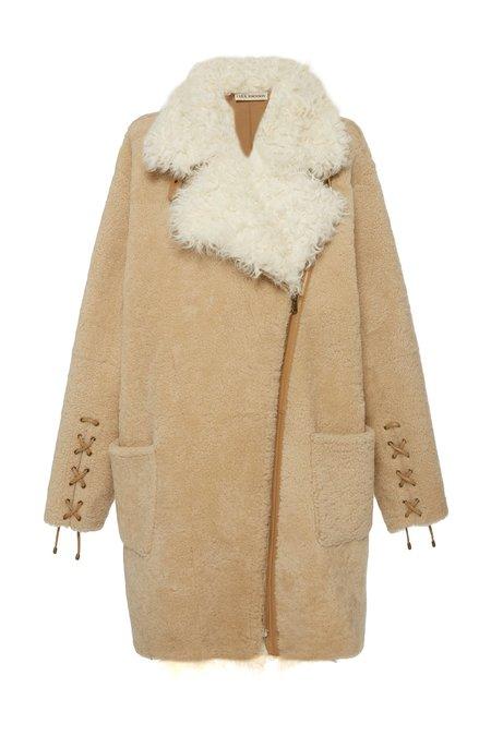 Ulla Johnson Hayden Shearling Coat