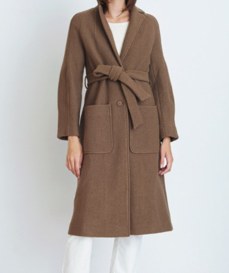 Apiece Apart Taos Wrap Coat